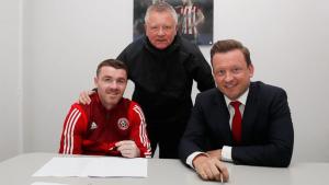 Sheffield Utd : c'est officiel pour John Fleck