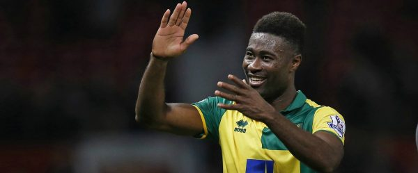 Officiel : Norwich prolonge Tettey