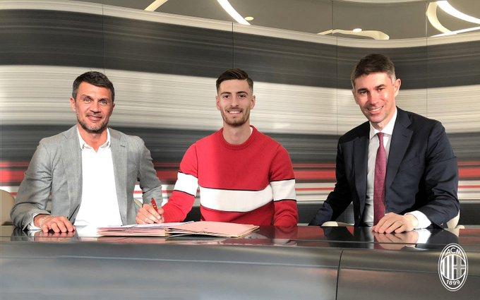 Officiel : le Milan AC annonce une polongation !