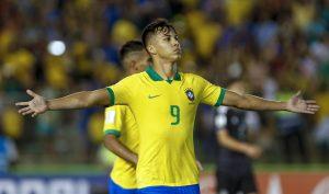 La Juventus négocie pour un jeune attaquant brésilien