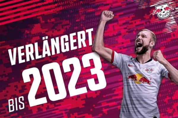 Officiel : accord entre Konrad Laimer et le RB Leipzig