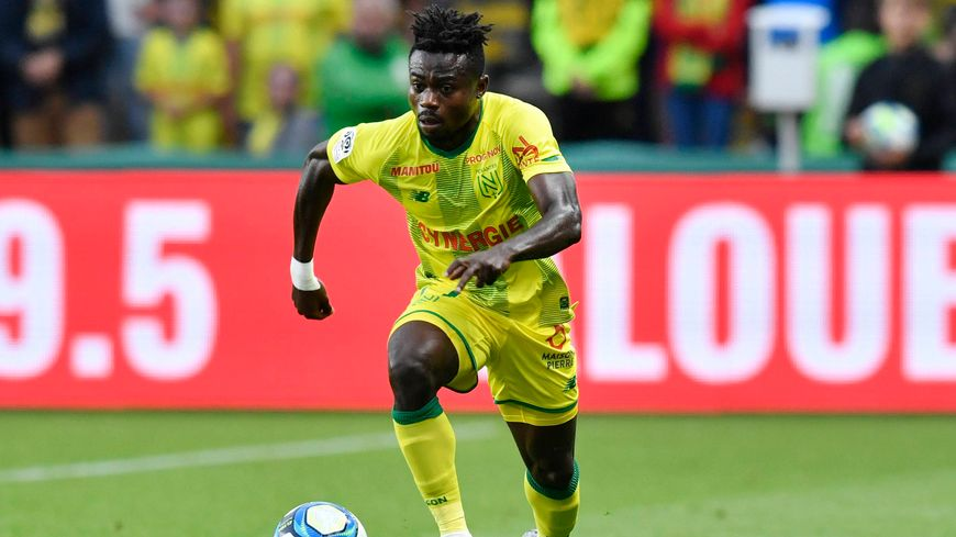 FC Nantes : la première recrue est Moses Simon