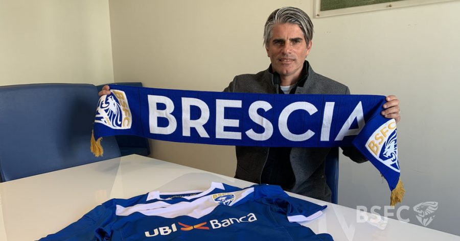 Officiel : Diego Lopez est le nouvel entraîneur de Brescia !