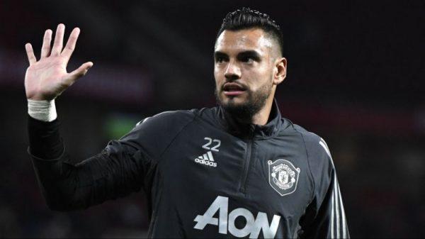 Manchester United : deux touches en Espagne pour Sergio Romero