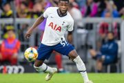 Tottenham va entamer des discussions avec Japhet Tanganga