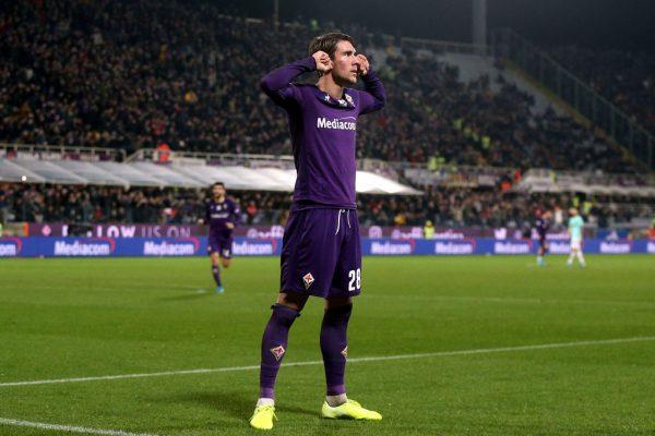 Mercato – Fiorentina : ça négocie pour Dusan Vlahovic