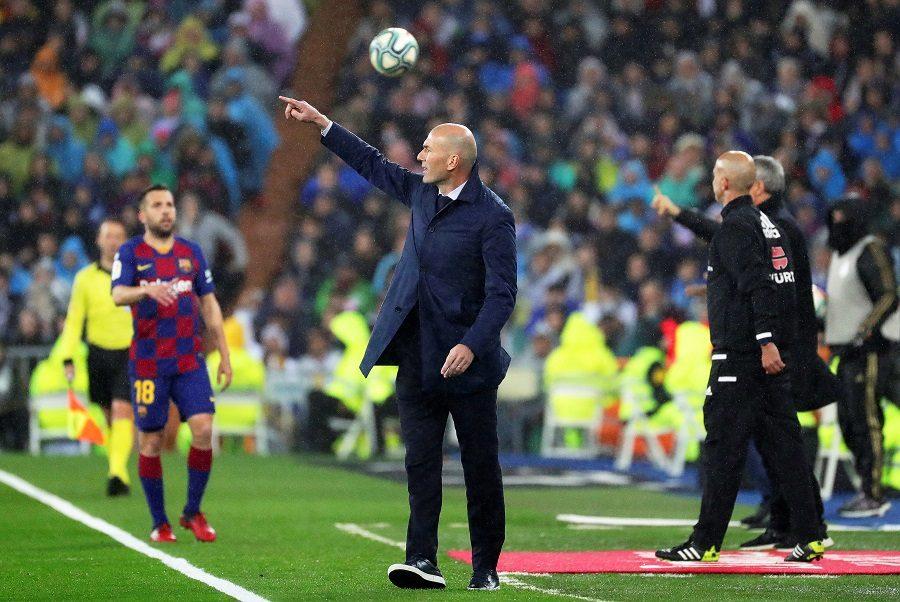 Real Madrid : Zidane certain de rester la saison prochaine