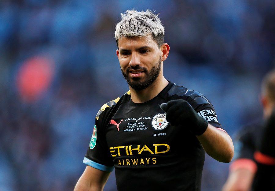 Manchester City : Sergio Aguero ne compte pas bouger