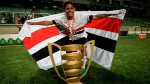 Le Barça bloque un jeune talent brésilien