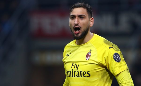 Milan AC : le club cherche à remplacer Gianluigi Donnarumma