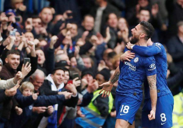 Chelsea : Olivier Giroud aurait prolongé !