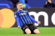 Ligue des Champions : Josip Iličić élu joueur de la semaine