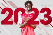 Officiel : Nathanaël Mbuku prolonge avec le Stade de Reims