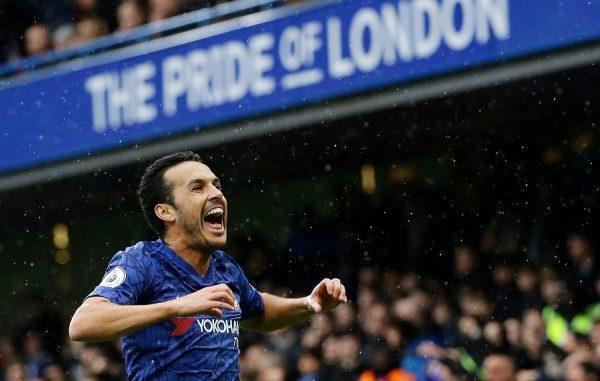 Chelsea : Pedro a de nombreuses touches