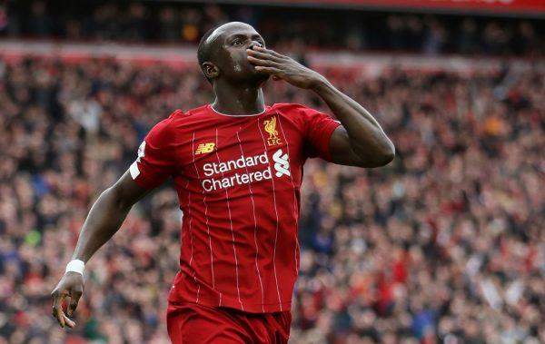 Mercato – Liverpool : ça négocie pour Sadio Mané