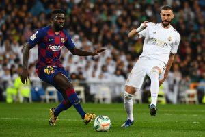 FC Barcelone : Samuel Umtiti utilisé comme monnaie d'échange pour attirer Milan Skriniar ?
