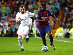 Le Barça fixe un prix raisonnable pour Samuel Umtiti
