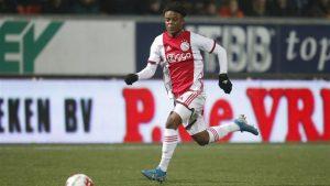 Manchester City vise une pépite de l'Ajax