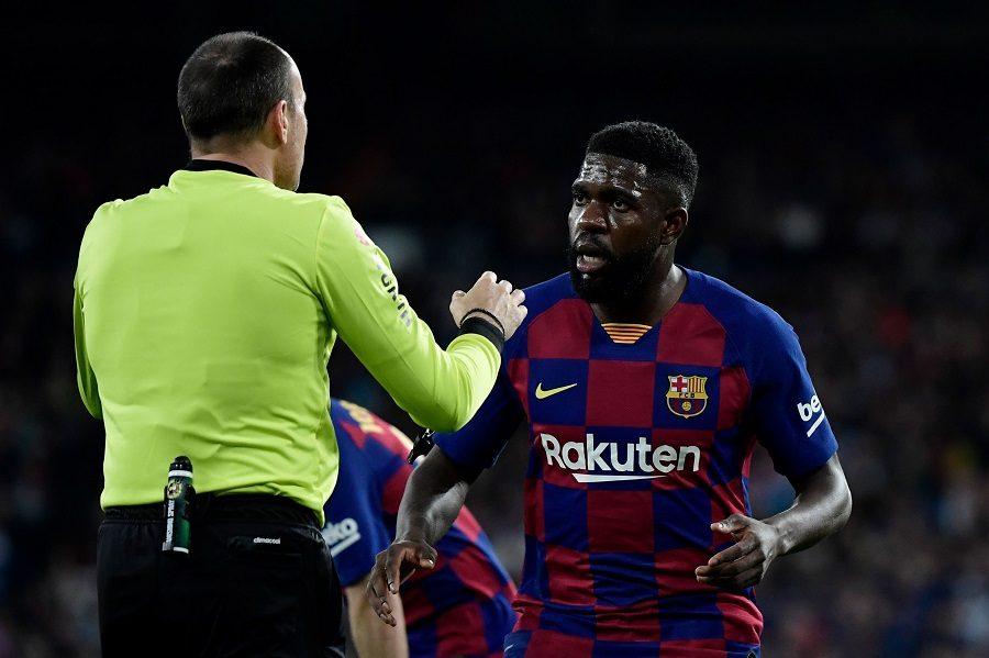 PSG : un défenseur de Barcelone espéré