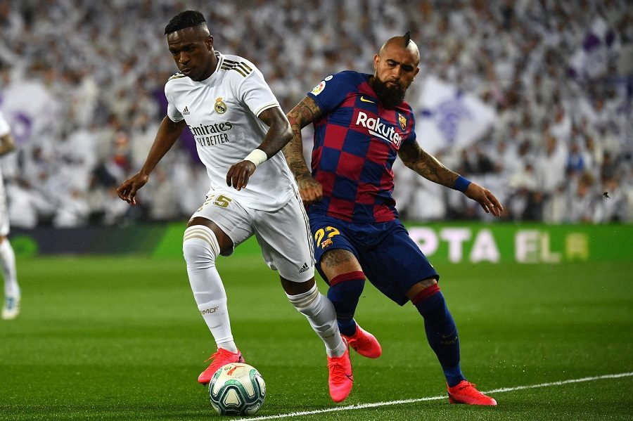 FC Barcelone : un prétendant en moins pour Arturo Vidal