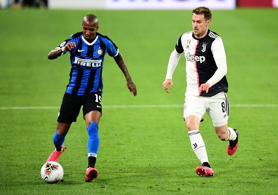 Inter Milan : Ashley Young a tranché pour son avenir