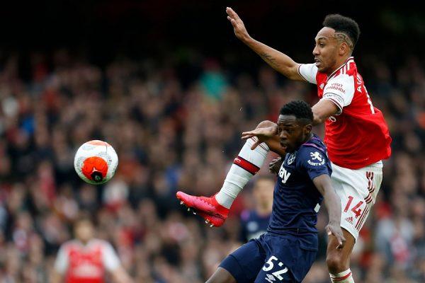 Arsenal : le prix de Pierre-Emerick Aubameyang est fixé