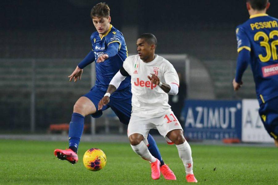 Juventus : Douglas Costa vers la Ligue 1 ?