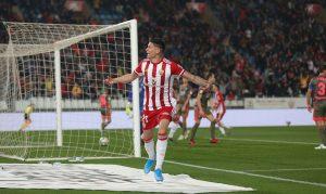 Le FC Valence cible un jeune buteur uruguayen