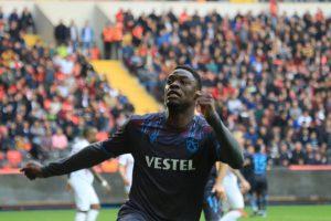 La Lazio Rome cible un attaquant ghanéen