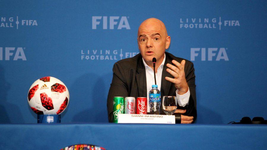 Mercato : la FIFA réfléchit sur les fins de contrat