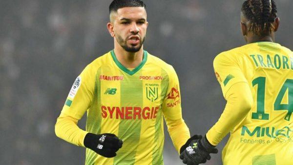 FC Nantes : Imran Louza est courtisé en Italie