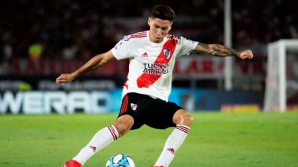 AS Roma : un international argentin pour renforcer la défense ?