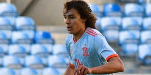 PSG : un jeun espagnol espéré