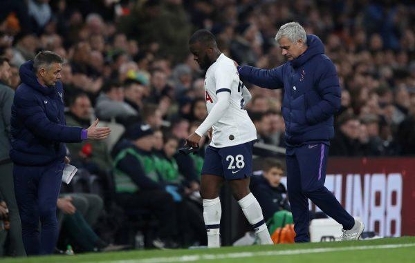 Tottenham : Tanguy Ndombélé ne dirait pas non au PSG