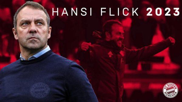 Officiel: Hans-Dieter Flick a été prolongé