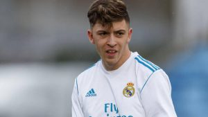 L'OL et Arsenal visent un jeune madrilène