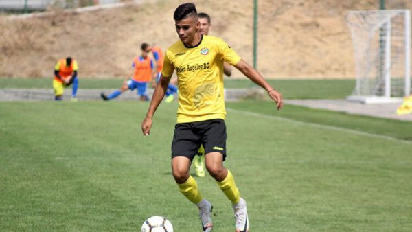 L'Inter Milan va s'offrir un jeune prodige bulgare