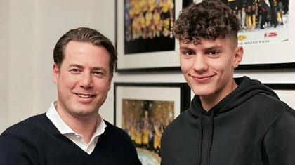 Officiel : Dortmund s'offre une jeune recrue de 14 ans !