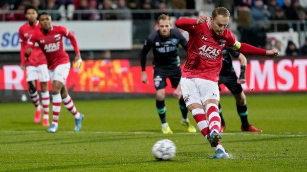 Everton vise un international Espoirs néerlandais
