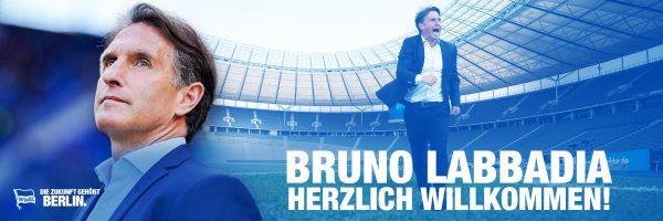 Officiel : le Herta Berlin a nommé son nouvel entraîneur