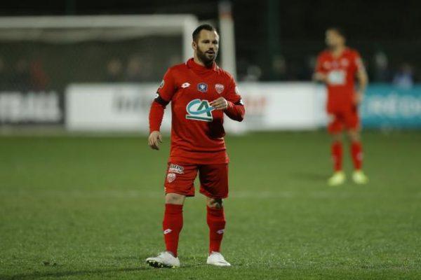 Officiel : Frédéric Sammaritano prolonge au DFCO