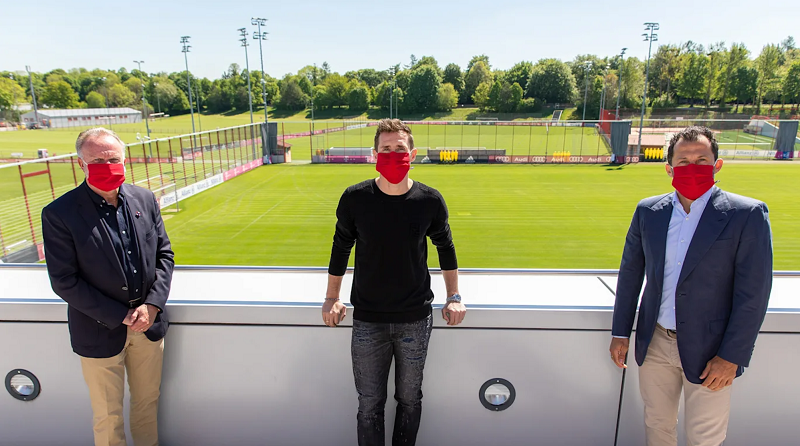Officiel : Miroslav Klose est le nouvel adjoint de Flick
