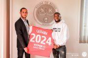 Stade de Reims : Moreto Cassama a prolongé !
