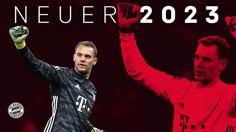 Bayern Munich : Neuer a enfin prolongé son contrat !
