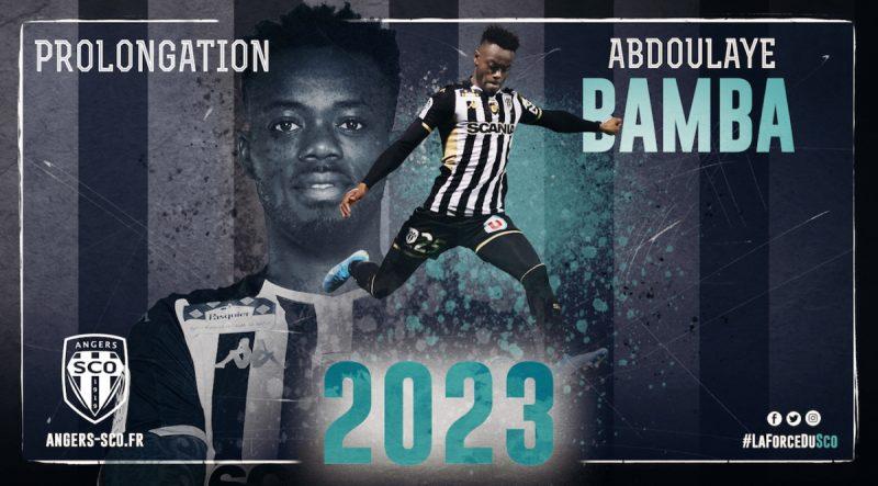 Officiel : Abdoulaye Bamba ne quittera pas Angers cet été
