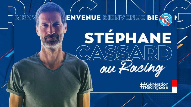 Officiel : Strasbourg recrute Stéphane Cassard