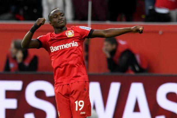 Bayer Leverkusen : Moussa Diaby a une piste en Angleterre