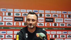 RC Lens : c'est officiel pour Franck Haise