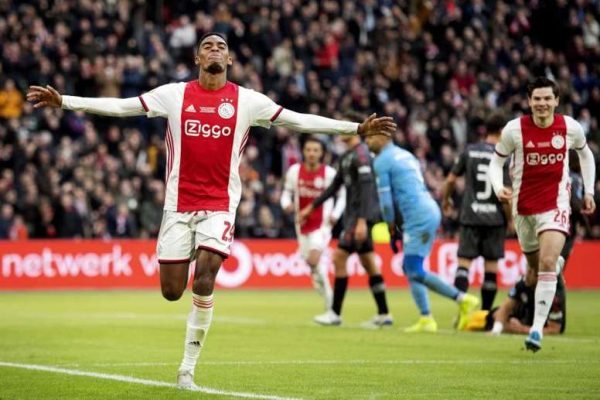 L'AS Roma vise une pépite de l'Ajax