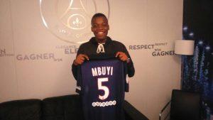 PSG : l'espoir Hubert Mbuyi Muemba courtisé par le FC Porto